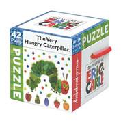 The Very Hungry Caterpillar Puzzle (42 Pieces)