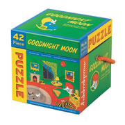 Goodnight Moon Puzzle (42 Pieces)