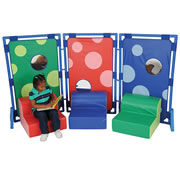 Bubble-Fun Play Panel (Set of 3)