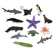 TOOBS Ocean Animals