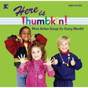 Here is Thumbkin! CD