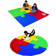 Puzzle Pair (Set of 2 Mats)