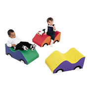 Infant Toddler Soft Cars