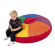 "Color Wheel Cuddle-Up - Medium (42"")"