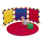 3 Square PlayPanel® Set