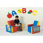 Tiny Tot Reading Seating