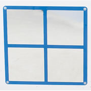 Square Window Mirror