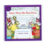 Mary Wore Her Red Dress (Paperback)