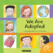 We Are Adopted - Paperback