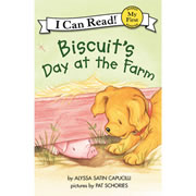 Biscuit's Day at the Farm - Paperback