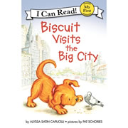 Biscuit Visits the Big City - Paperback