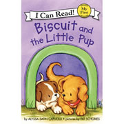 Biscuit and the Little Pup - Paperback