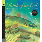 Think of an Eel - Paperback & CD