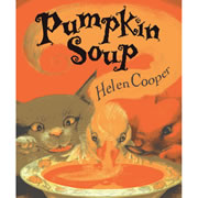 Pumpkin Soup - Paperback & CD