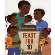 Feast for 10 - Paperback & CD