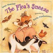 The Flea's Sneeze - Big Book