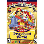 JumpStart Advanced Preschool World