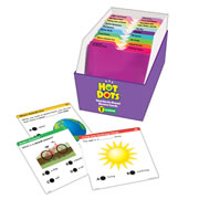 Hot Dots® Standards-Based Science Review Cards