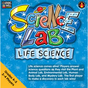 Science Lab - Life Science Game - Grades 4-5
