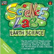 Science Lab - Earth Science Game - Grades 2-3
