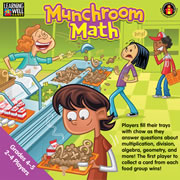 Munchroom Math - Grades 4-5