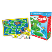 CenterSOLUTIONS® Math Learning Games - Kindergarten