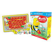 CenterSOLUTIONS Math Learning Games - Grade 2