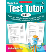 Standardized Test Tutor - Math - Grade 5
