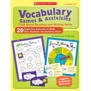 Vocabulary Games & Activities That Boost Reading and Writing Skills