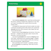 Reading Fluency Card Set - Grade 4
