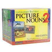 Language Builder Photo Cards - Picture Nouns 2