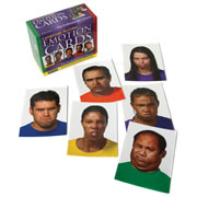 Language Builder Photo Cards - Emotion Cards