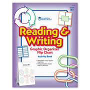 Reading and Writing Graphic Organizer Flip Chart