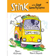 Stink and the Great Guinea Pig Express - Paperback