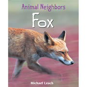 Animal Neighbors: Fox - Paperback