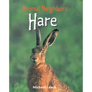 Animal Neighbors: Hare - Paperback
