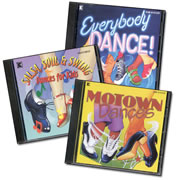 Dance Your Way to Fitness CD Set