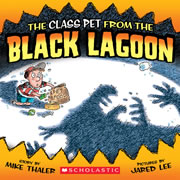 The Class Pet from the Black Lagoon - Paperback