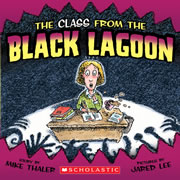 The Class from the Black Lagoon - Paperback