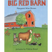 Big Red Barn - Board Book