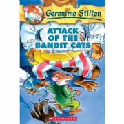 Attack of the Bandit Cats - Paperback