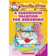 A Fabumouse Vacation for Geronimo - Paperback