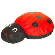 Ladybug Cuddle Up Pillow
