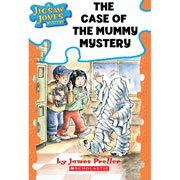 The Case of the Mummy Mystery - Paperback