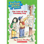 The Case of the Runaway Dog - Paperback