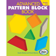 Advanced Pattern Block Book