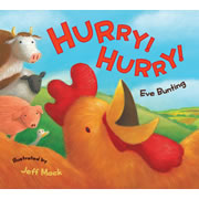 Hurry! Hurry! - Board Book