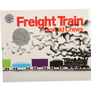 Freight Train - Paperback