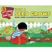 How A Seed Grows - Paperback