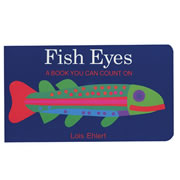 Fish Eyes - Board Book